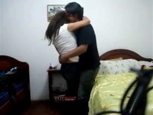Amateur desi couple fucking in frone of...