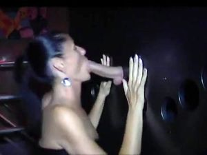 Sexy french whore suck two big cocks gloryh..