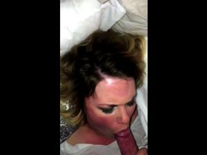 Latina mature facefucked in home sex video