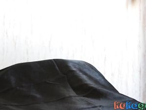 Homemade real russian girl masturbates for...