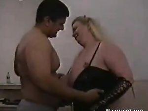 Classic Big Titty Hardcore Home fucking