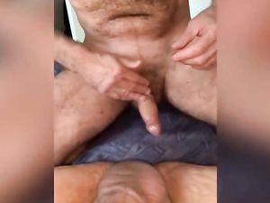 Hairy Daddy fuck me deep