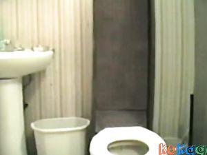 Spy bathroom