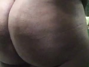 Big Fat Black FUCKABLE Ass