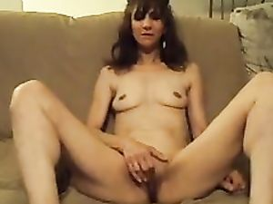 Nasty Slut Nina Reda Getting Off On...