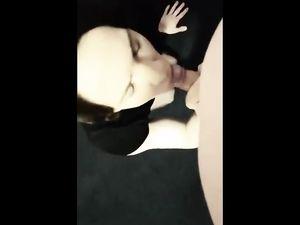 Sissy boy sucking cock -v2