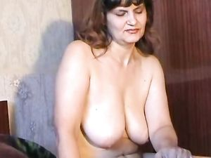 Russian mature amateur suck