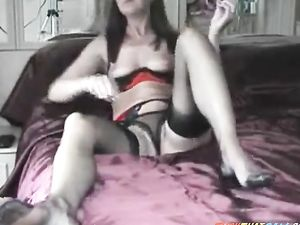 Slimy Pussy Juice in Her Panties by...