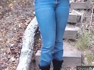Busty BBW showing her boobs