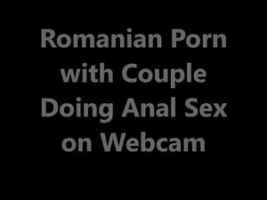 Romanian Porn with Couple Doing Anal Sex...
