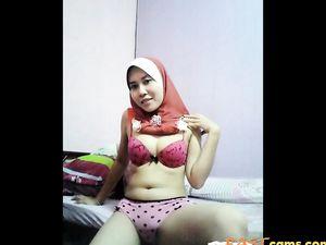 Turkish-arabic-asian hijapp mix photo 8