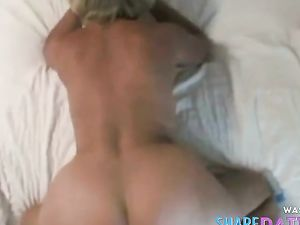 mom fucked in doggy style