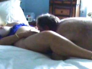 WIFE'S LOVER EATS HER PUSSY TO HUGE ORGASM