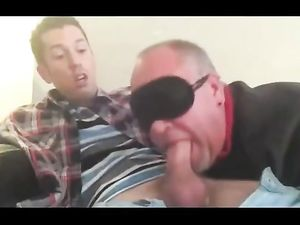 Young boy sucked by old -v2