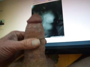 Cock tribute video made by an admirer
