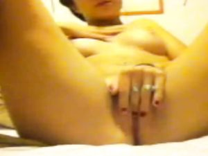 Andrea Alvarez loves to masturbate