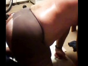 Whiteboy butt slut gets fucked again in...