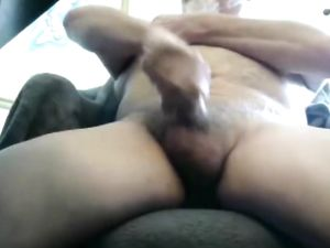 Mature bear verbal orgasm