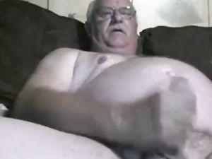 grandpa cum on cam -v4