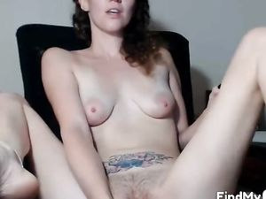 Hippie Girl Masturbates,Husband Sucks Toes 01