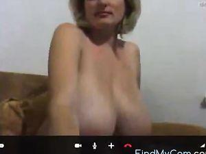 Russian big boobs queen Yana  Pt. 4
