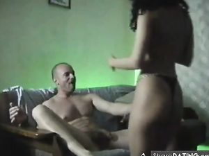 Friend'ss Horny Cheating girl loves to...