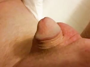 my little smooth shaved penis in panties -v3