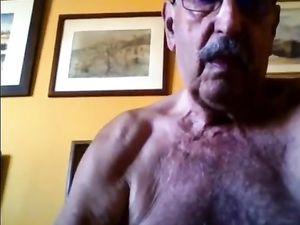 grandpa stroke on webcam -v5