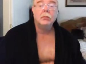 Dad Shows His Hairy Body -v2