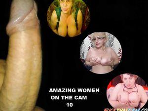 AMAZING WOMEN ON THE CAM 10