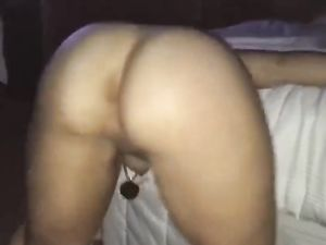 Latina Twerking &Sucking & Riding BBC -v3