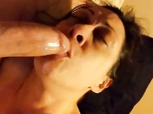 mary hinton can't get enough of big cock...