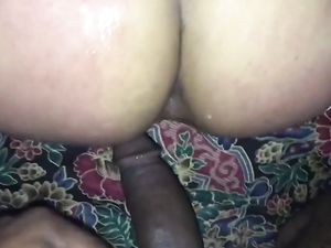 Crossdresser takes more raw bbc and gets...