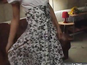 Damn! Lovely Russian Home Video!
