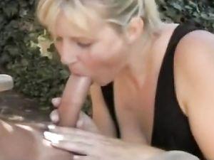 Public blowjob busty amateur swedis mom...