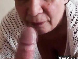 Granny girl BJ