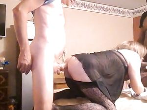 Sissy Used By Two Hot Cocks -v2