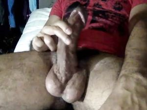 STUD PLAYING WITH HIS HUGE MEXICAN BULL...