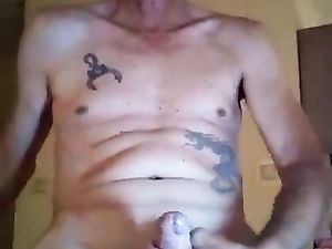 JERKING MY COCK & SEX TOY FUCK!!!