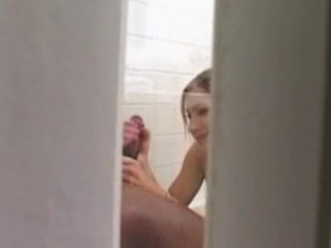 Spying on cheating GF which sucking BBC
