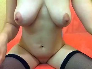Big black dildo used for squirt, amateur...