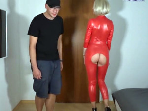 Hot cuckold sex with my...