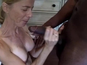 55 year old mature ex-wife tried to taste...