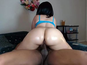 This always horny big ass slut swing on my...