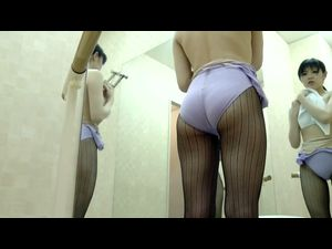 Elegant Japanese ballerina in...