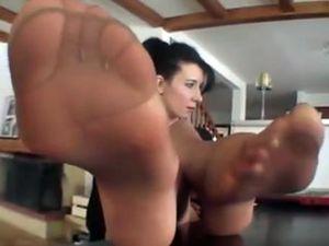 high heels and nylon stockings fetish