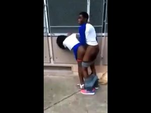 African schoolboy fuck ebony teen in pussy...