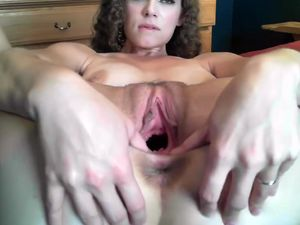 thirty-year-old cutie extreme gaping and...